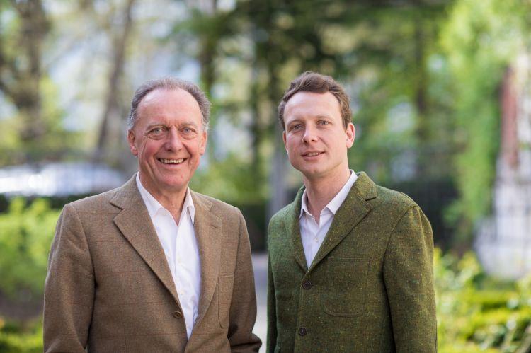 Di padre in figlio: Alois e Alois Clemens Lageder