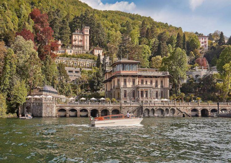 Il Mandarin Oriental - Lago di Como