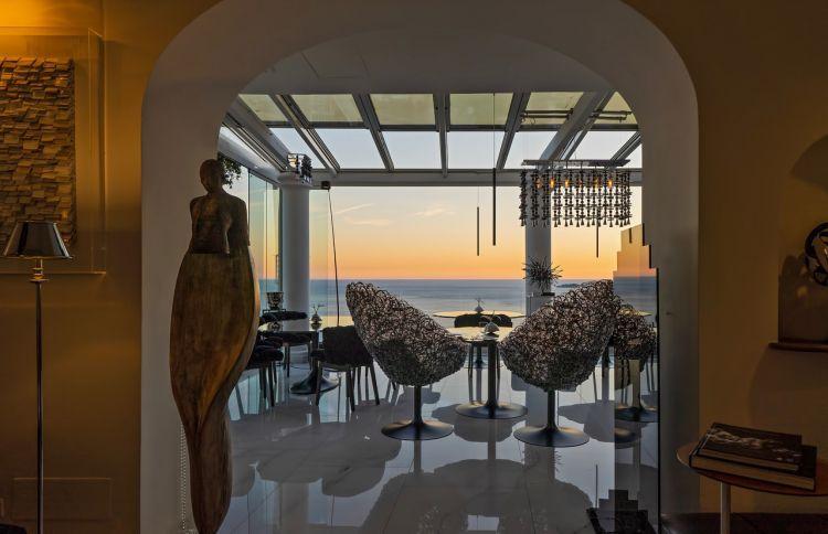 L'hotel Villa Franca