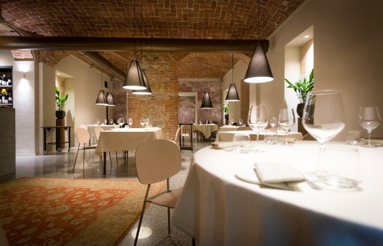 Uno scorcio del ristorante EraGoffiin Corso Casale a Torino