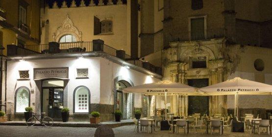 La Pizzeria Palazzo Petrucci
