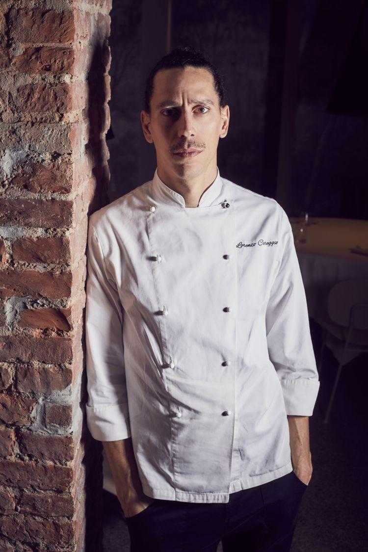 Classe 1983, Lorenzo Careggio è lo chef di EraGoffi. Nato a Casablanca, si forma all'Accademia di Niko Romito