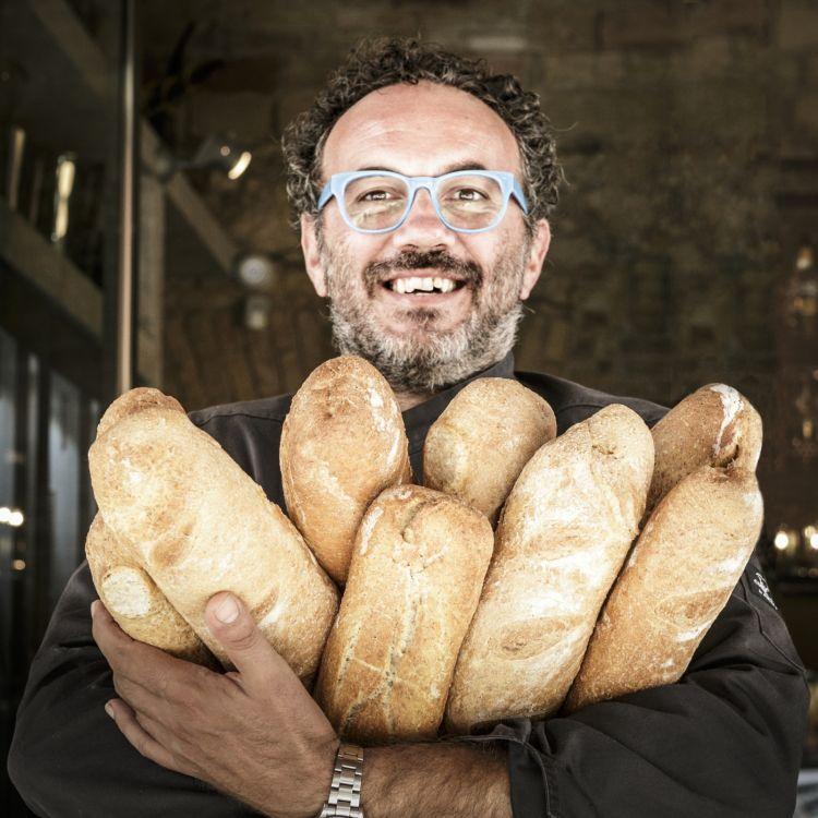 Lo chef Luigi Pomata