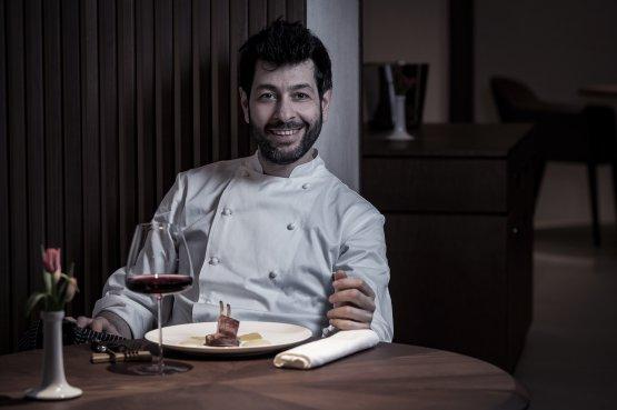 Lo chef Luigi Lepore