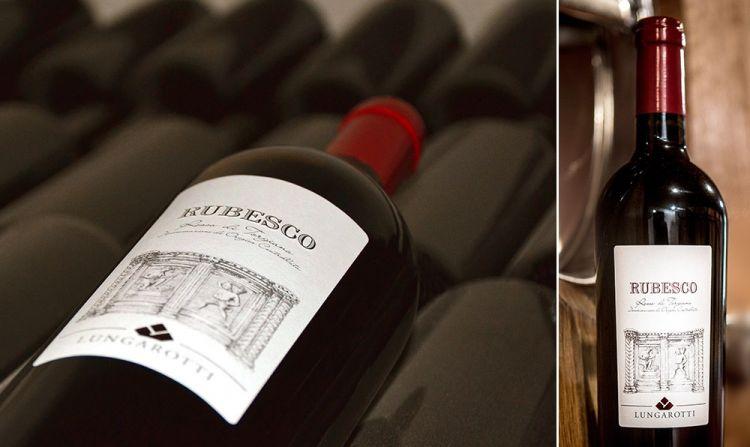 Il vino simbolo dell'azienda è il Rubesco