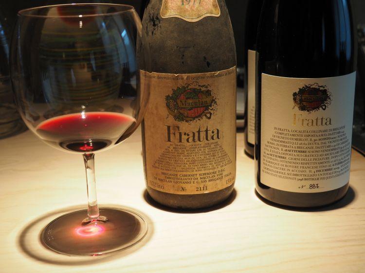Passato e presente: Fratta 1977 e Fratta 2017, in limited edition
