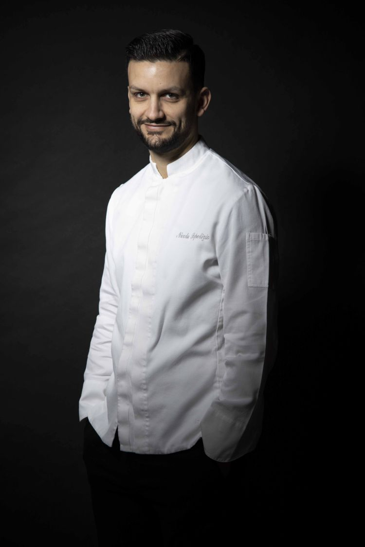 Nicola Popolizio, chef del ristorante Ego Gourmet