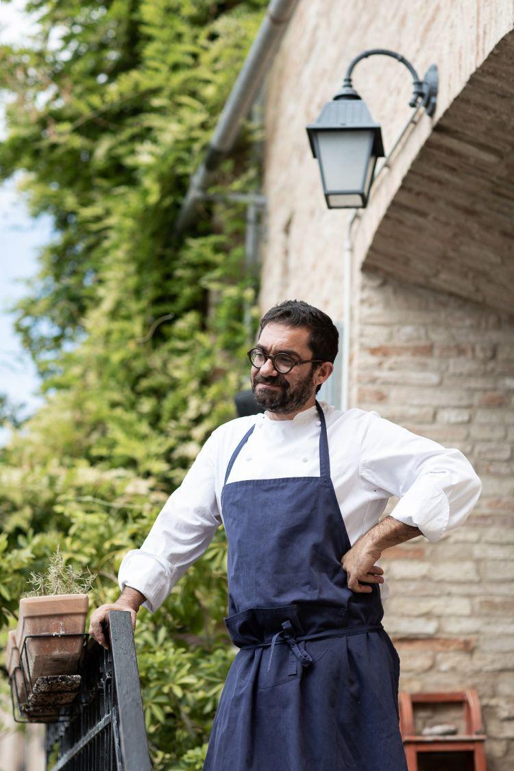 Michele Biagiola, chef del Signore te ne ringrazi