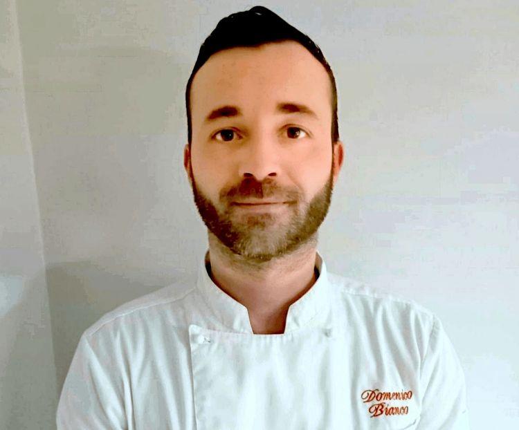 Lo chef Domenico Bianco