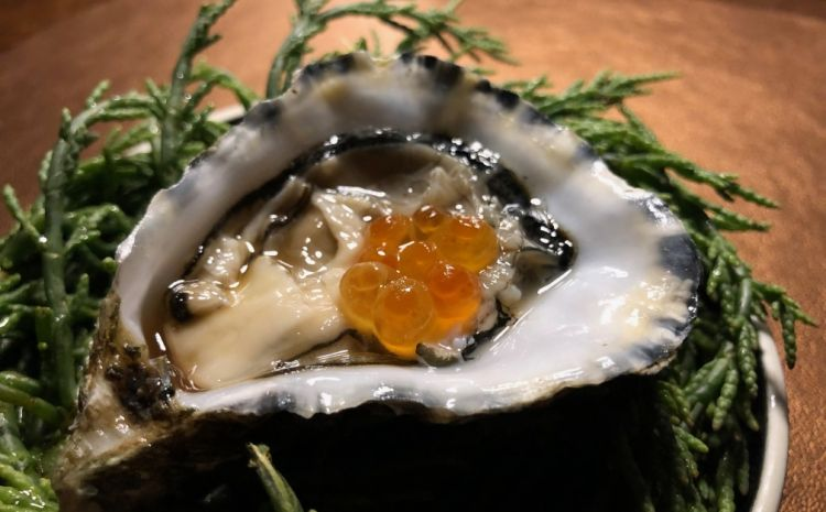 Oyster Ponzudell'Osteria Billis