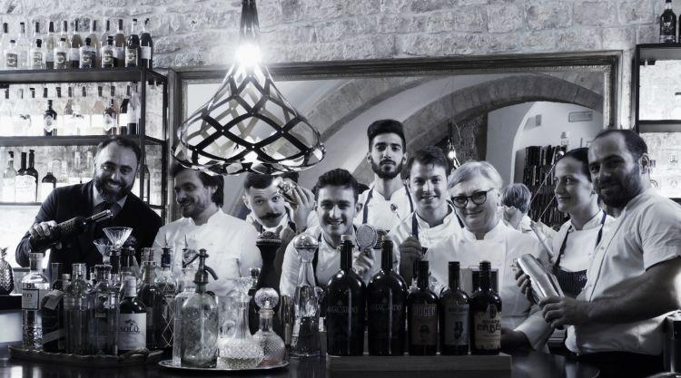 Il team del Pashà