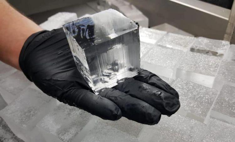 Il ghiaccio è fondamentale: ecco i macchinari di P&B Line