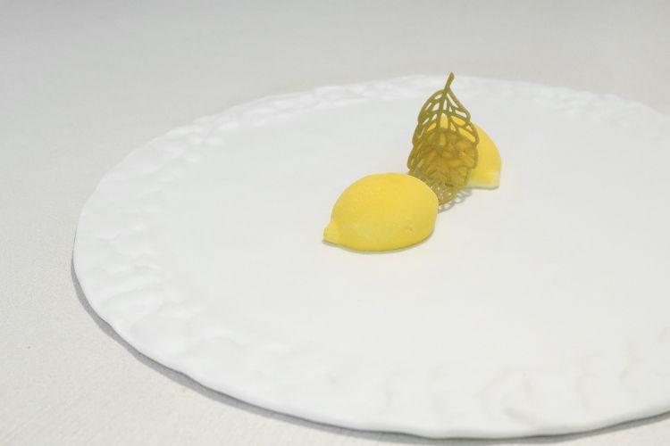 Limone: yuzu, limone, verbena, tèmatcha