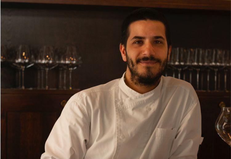 Ciro Scamardella, chef del ristorante Pipero