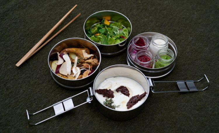 Il pranzo al sacco in versione schiscetta a cura di Altatto
