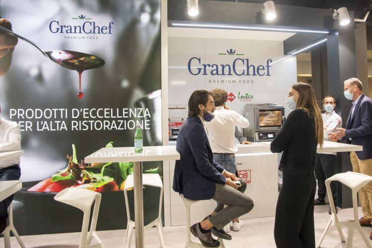 Lo stand Gran Chef Premium Food