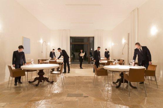 La sala del Reale Casadonna (foto Barbara Santoro)