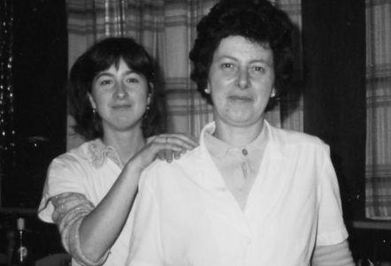 Michela e la sua mamma