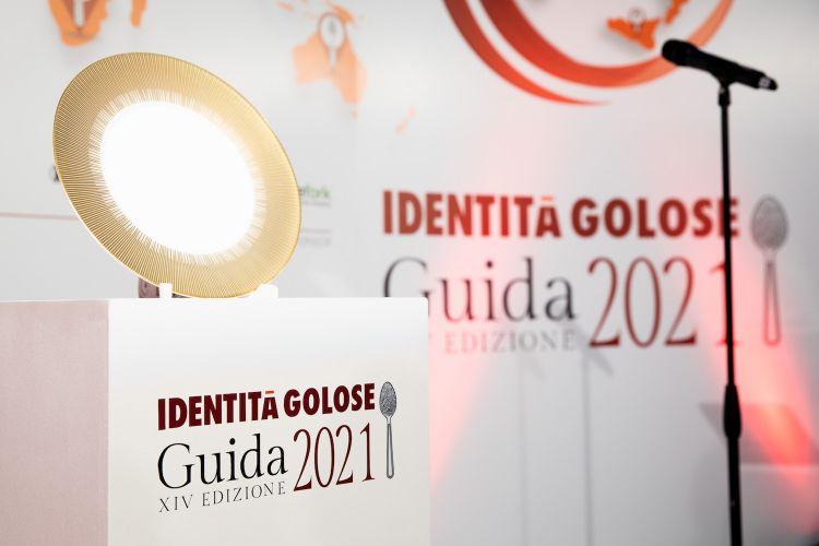 Il premio era il piatto di Caraiba Luxury che è anche piatto simbolo di Identità Golose Milano