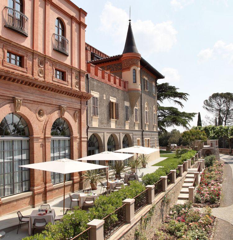Il ristorante Rura.Il locale si avvale della professionalità dell'ottimo restaurant manager Nicola Panelli