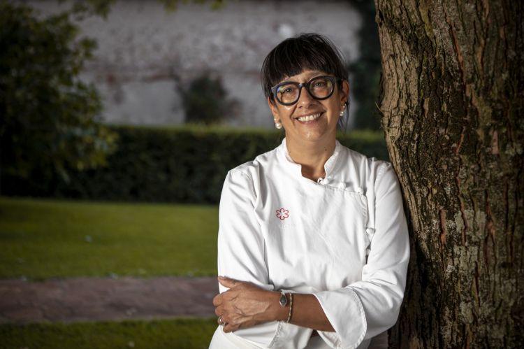 La chef Isa Mazzocchi