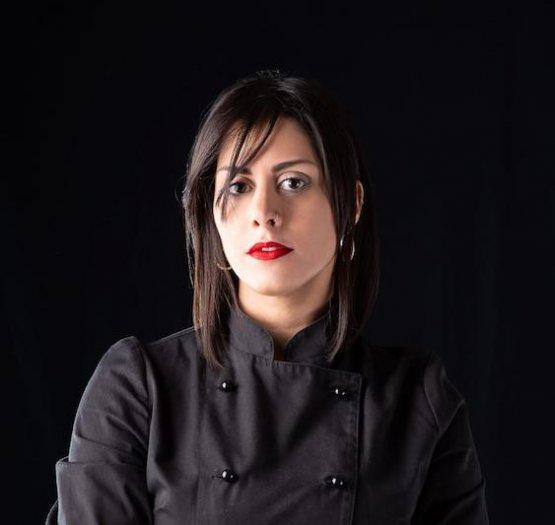 La chef Valentina Rizzo