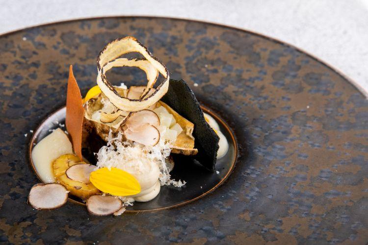Topinambur, scorzonera, castagne e miele