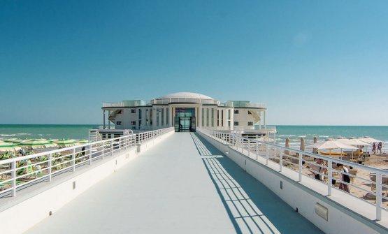 La Rotonda a Mare di Senigallia