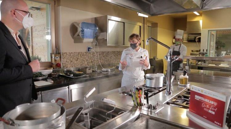 Antonia Klugmannin cucina
