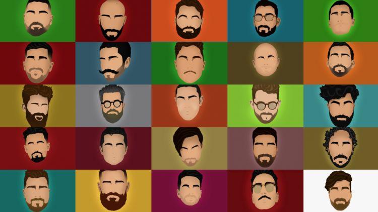 Gli avatar che raffigurano i primi aderenti a Cucinanuova