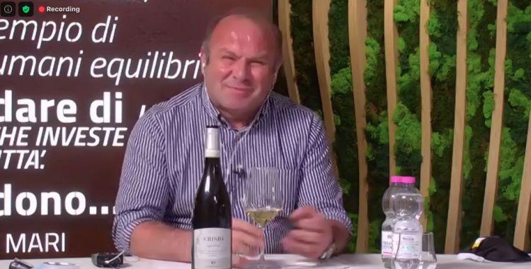 Danilo Solusti, responsabile tecnico dell'aziendaCasalfarneto