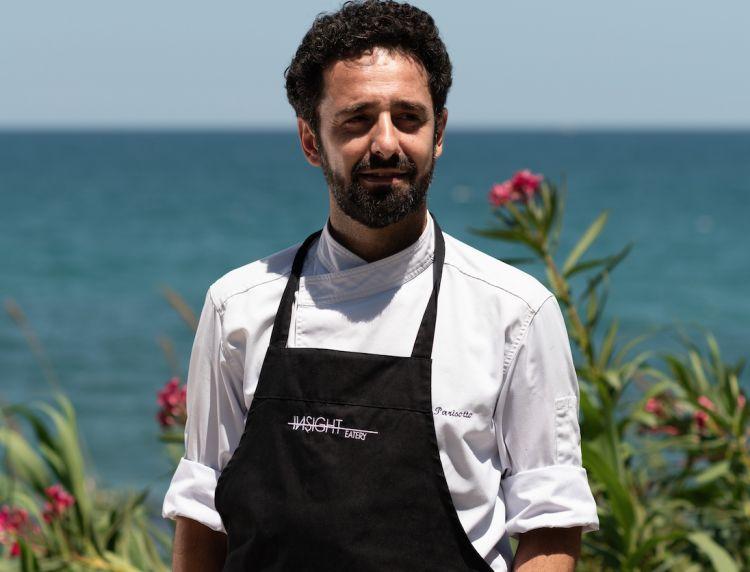 Simone Parisotto, chef di Insight Eatery