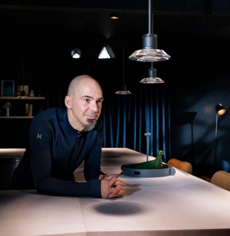 Lo chef di OZ, Timo Fritsche