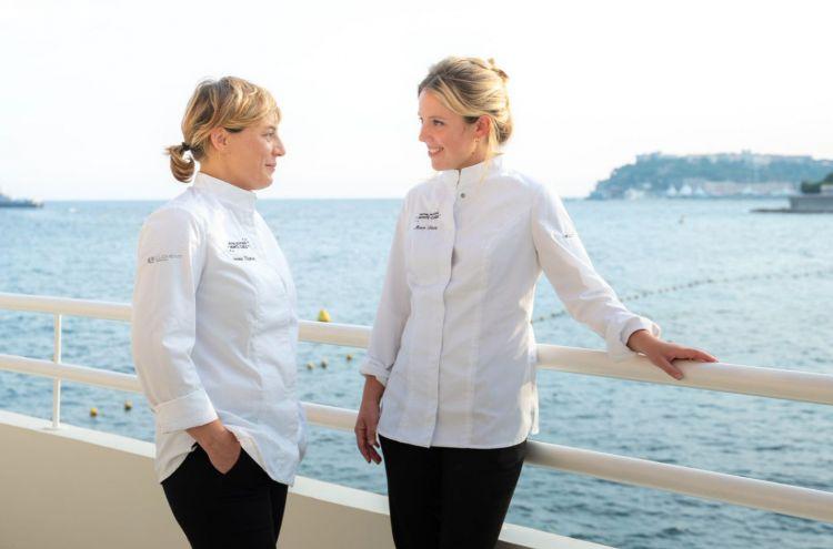 Manon Fleury e Antonia Klugmannincarnano una nuova generazione di chef, consapevoli di aver tra le mani il futuro della gastronomia, un futuro in cui dovranno necessariamente conciliare l'alta gastronomia, la salute e il rispetto degli esseri viventiì