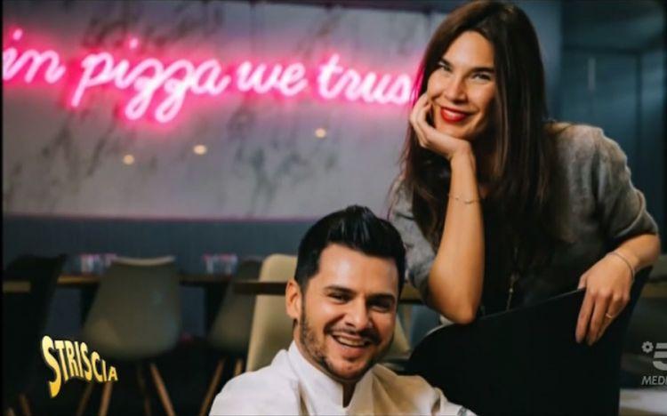 Pier Daniele Seu e sua moglie Valeria Zuppardo