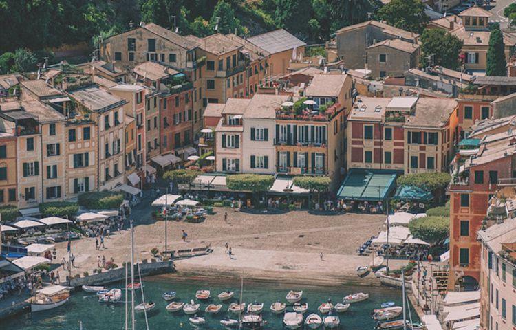 Lo Splendido Marenella mitica piazzetta di Portofino