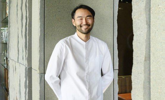 Takeshi Iwai, 42anni, giapponese di Ibaraki, da giugno 2020 al timone diIyo Aalto