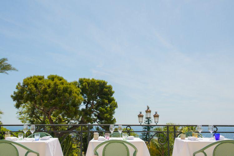 La Terrasse Berton a Montecarlo. Foto @pmonetta