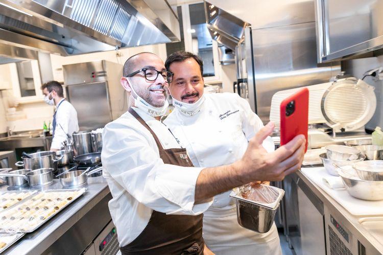 Riccardo Monco e Alessandro Della Tommasina