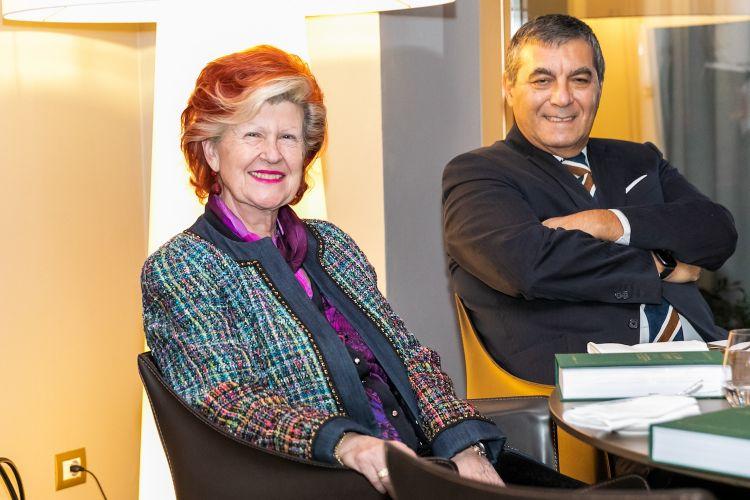 Annie Féolde e Claudio Ceroni