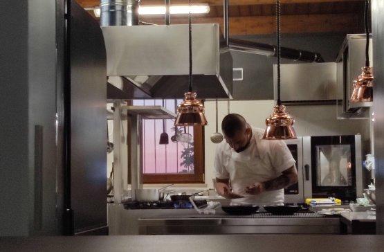 Francesco Lorusso, anima delle cucine di Bramea
