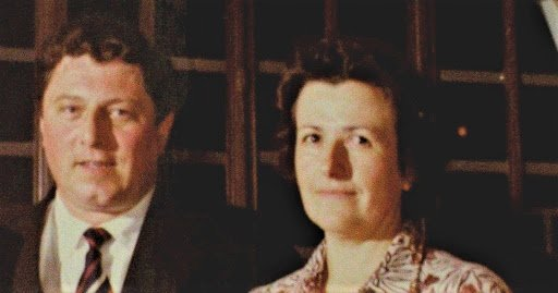 Georges Cogny e Lucia Cavanna