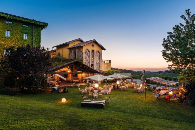 Villa Sparina a Gavi