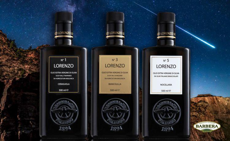 La linea Lorenzo dei Premiati Oleifici Barbera