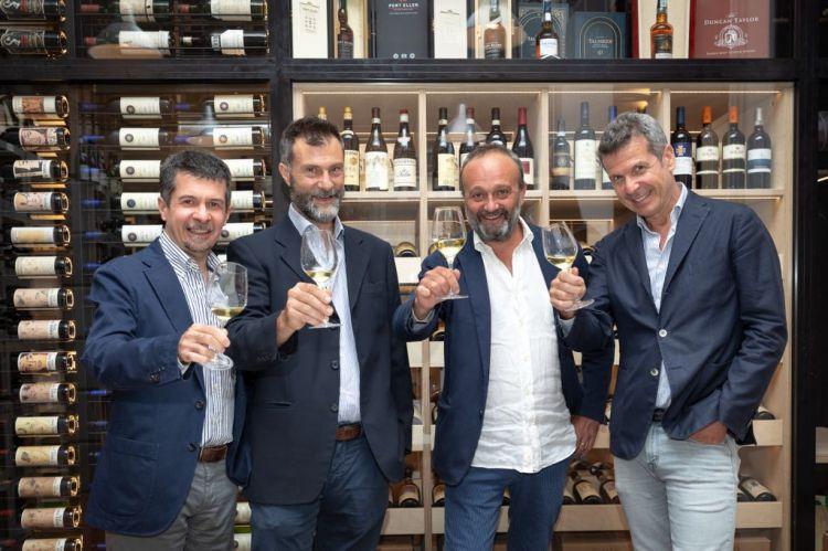 WineTip si presenta: Massimo Cassamagnaga, Alberto Cristofori, Federico Pedrazzi e Fabrizio Cimiotta