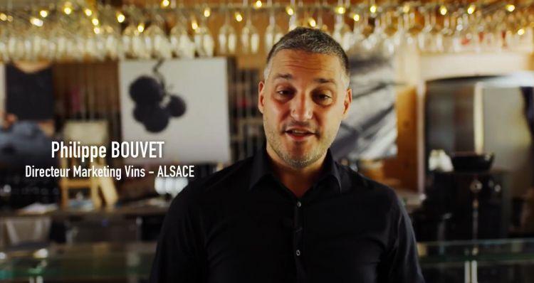 Philippe Bouvet, Directeur Marketing Vins d'Alsace