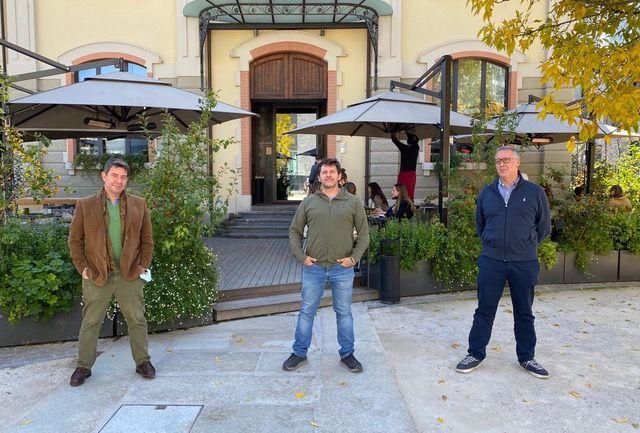 Biscalchin, Battisti e Zanatta davanti al Ratanà