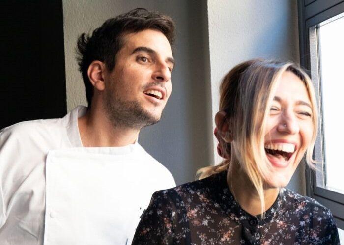 Ida Proietti e Antonio Ziantoni