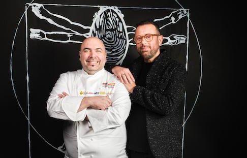 Omar Casali e Luca Zaccheroni