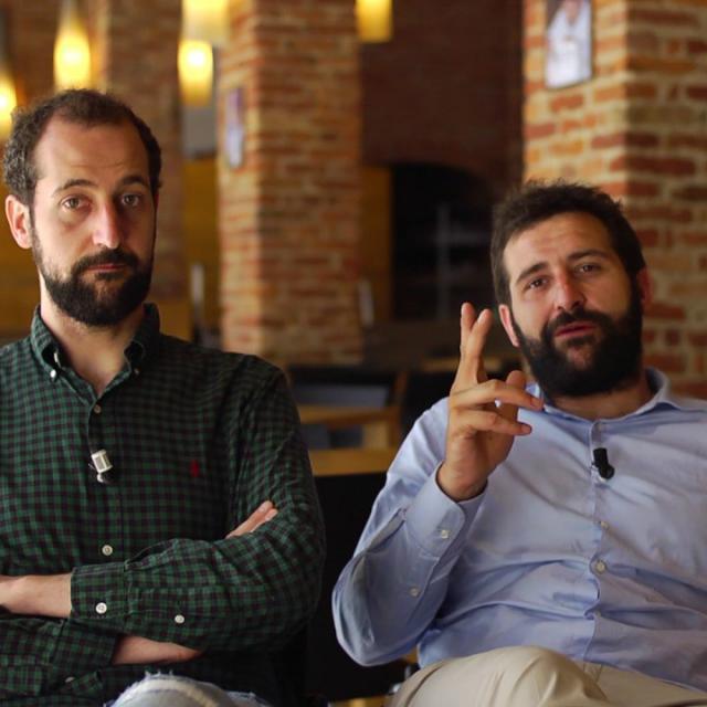 Camillo e Giuseppe Pavesi